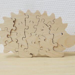 egel-puzzel